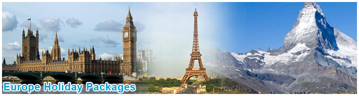 Europe Holiday Packages Europe Tour Packages Aroma Holidays - Europe tours packages